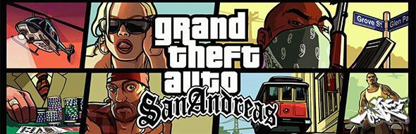 نسخه Xbox 360 عنوان Grand Theft Auto: San Andreas بطور رسمی تایید شد