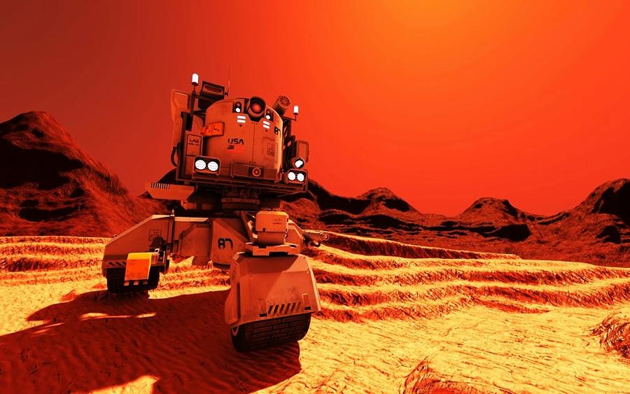 Acusaron a la NASA de tener una colonia secreta de esclavos en Marte