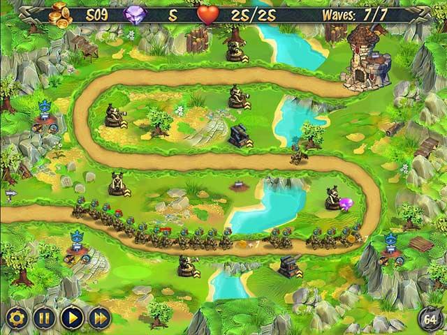Royal Defense ภาพตัวอย่าง 02