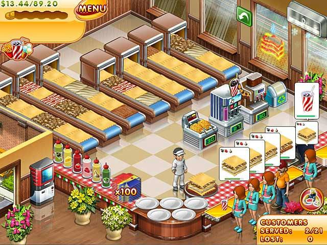 Stand O'Food 3 ภาพตัวอย่าง ๓
