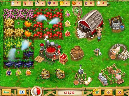 Çiftlik Oyunları  oyunindircom