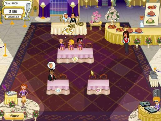 Wedding Dash ภาพตัวอย่าง 03