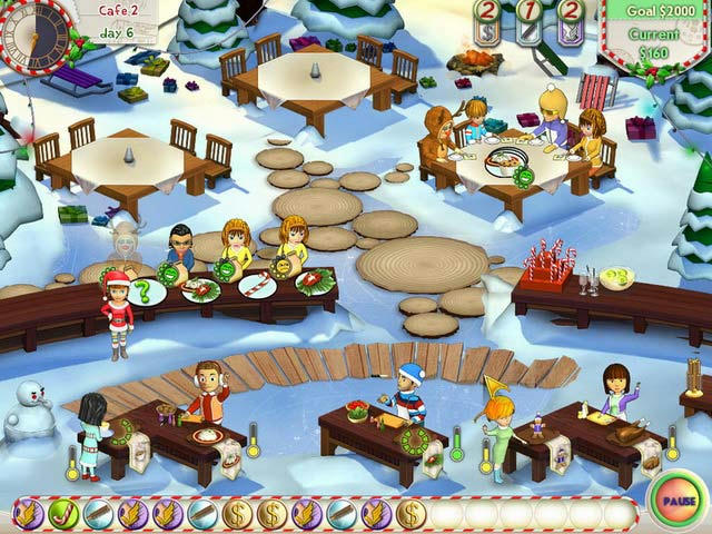 Amelie's Cafe Holiday Spirit ภาพตัวอย่าง ๑