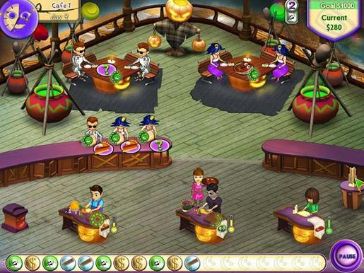 Amelie's Cafe - Halloween ภาพตัวอย่าง 01
