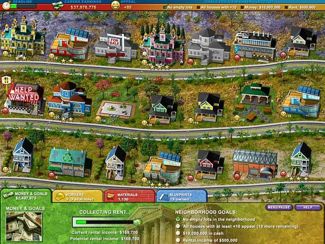 Build-a-lot 2 - Town of the Year ภาพตัวอย่าง ๒
