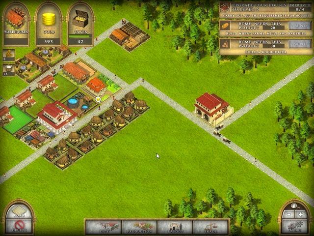 Ancient Rome 2 ภาพตัวอย่าง 01