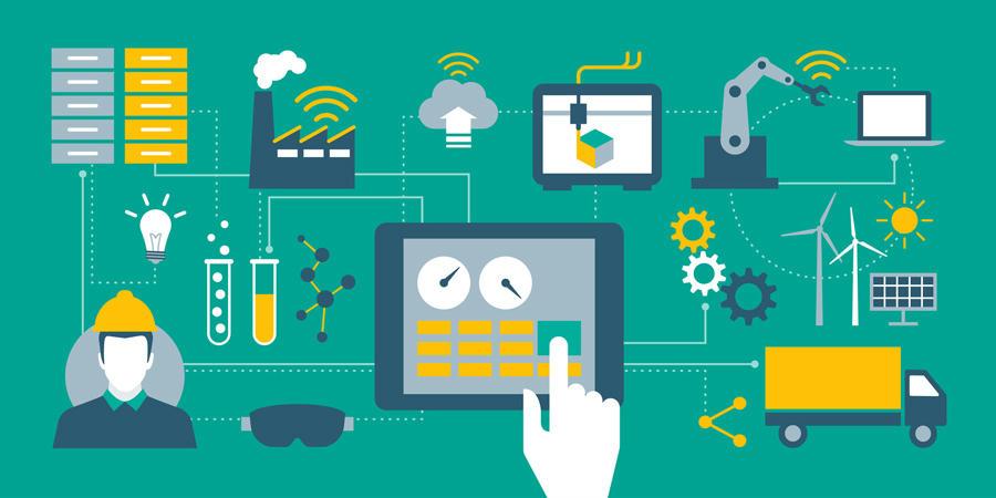 IoT trong công nghiệp