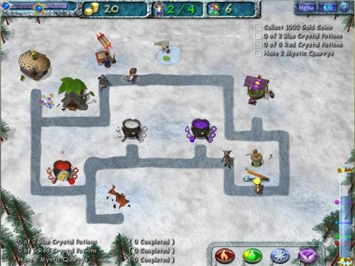 Magic Cauldron Chaos ภาพตัวอย่าง ๓