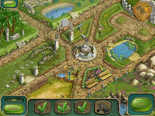 Gourmania 3 - Zoo Zoom ภาพตัวอย่าง 02