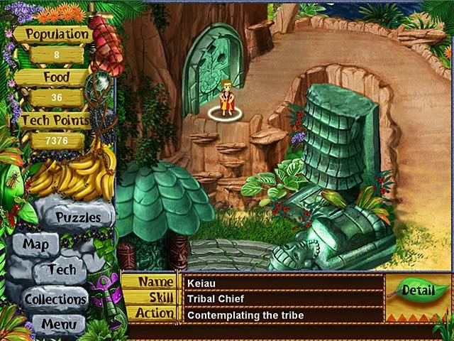 Virtual Villagers - The Secret City ภาพตัวอย่าง 01