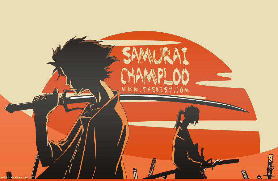 The Hunters   لا تمضي حياتك في تقديم الأعذار .. فالمسؤول الوحيد عن خياراتـك هو أنت !   Samurai Champloo   تقرير Gm8i32awu8j6xruzg