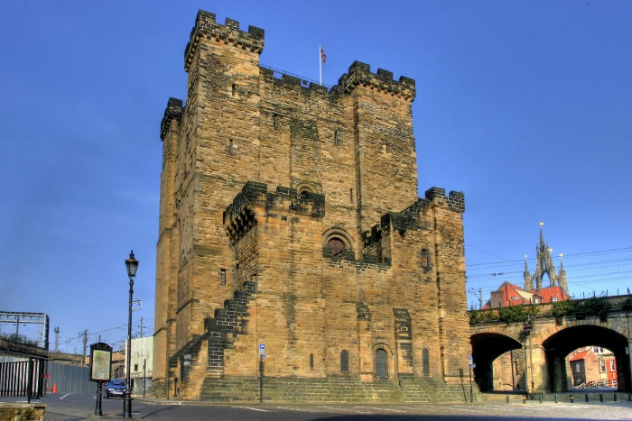 Old Newcastle Project on Castle Home Plans Medieval