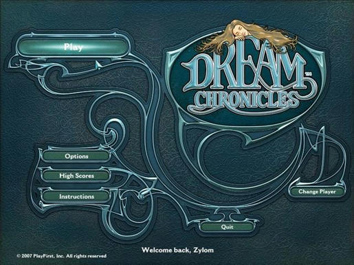 Dream Chronicles ภาพตัวอย่าง 01