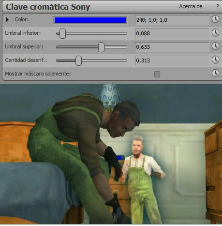 Tutorial Sony Vegas: Chroma key, uso eficaz y explicación 6e8b559yzhng6dmzg