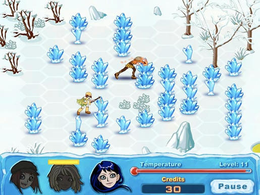 Ice Blast ภาพตัวอย่าง ๓