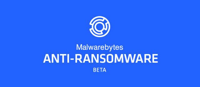 Malwarebytes Anti-Ransomware - Phần mền diệt virut tống tiền mạnh mẽ