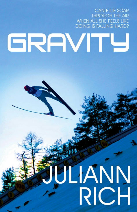 Juliann Rich - Gravity Cover