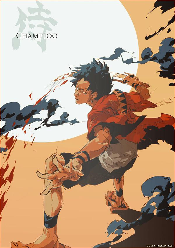 The Hunters   لا تمضي حياتك في تقديم الأعذار .. فالمسؤول الوحيد عن خياراتـك هو أنت !   Samurai Champloo   تقرير 10buqqtob9l3yq8zg