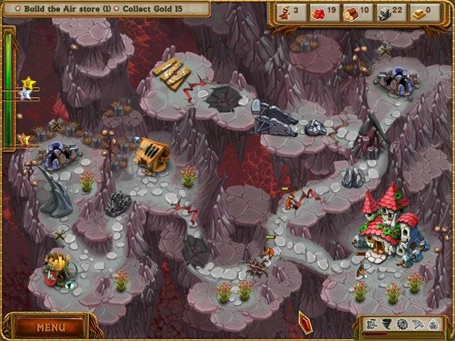 A Gnome's Home - The Great Crystal Crusade ภาพตัวอย่าง ๓