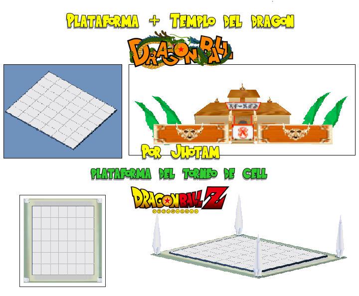 01 - Plataforma de Torneos DBZ_Por Jhotam D4e8rdcr443vjvr5g