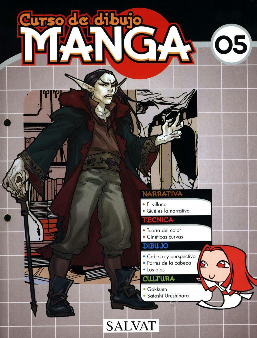 Cómo Dibujar Manga 766cetrexg54olvfg