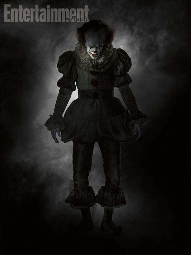 Aterrador: Muestran como luce el Nuevo Payaso Pennywise en remake de IT