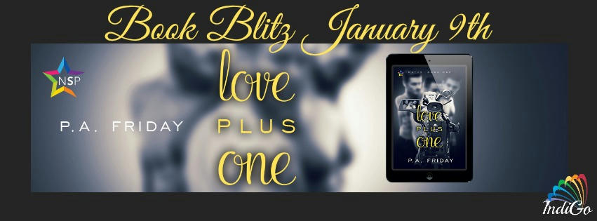 P.A. Friday - Love Plus One RB Banner
