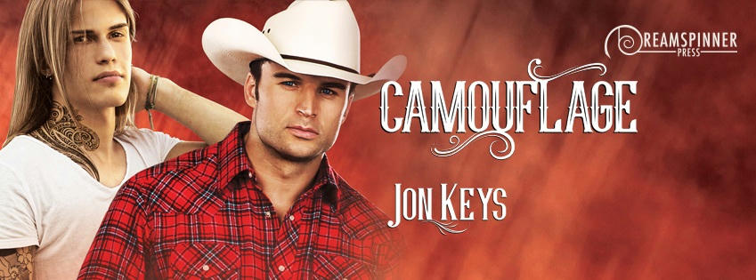 Jon Keys - Camouflage Banner