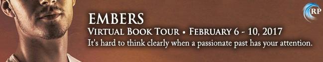 Kate Sherwood - Embers Tour Banner