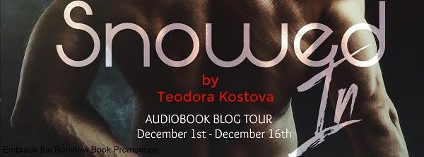 Teodora Kostova - Snowed In Banner