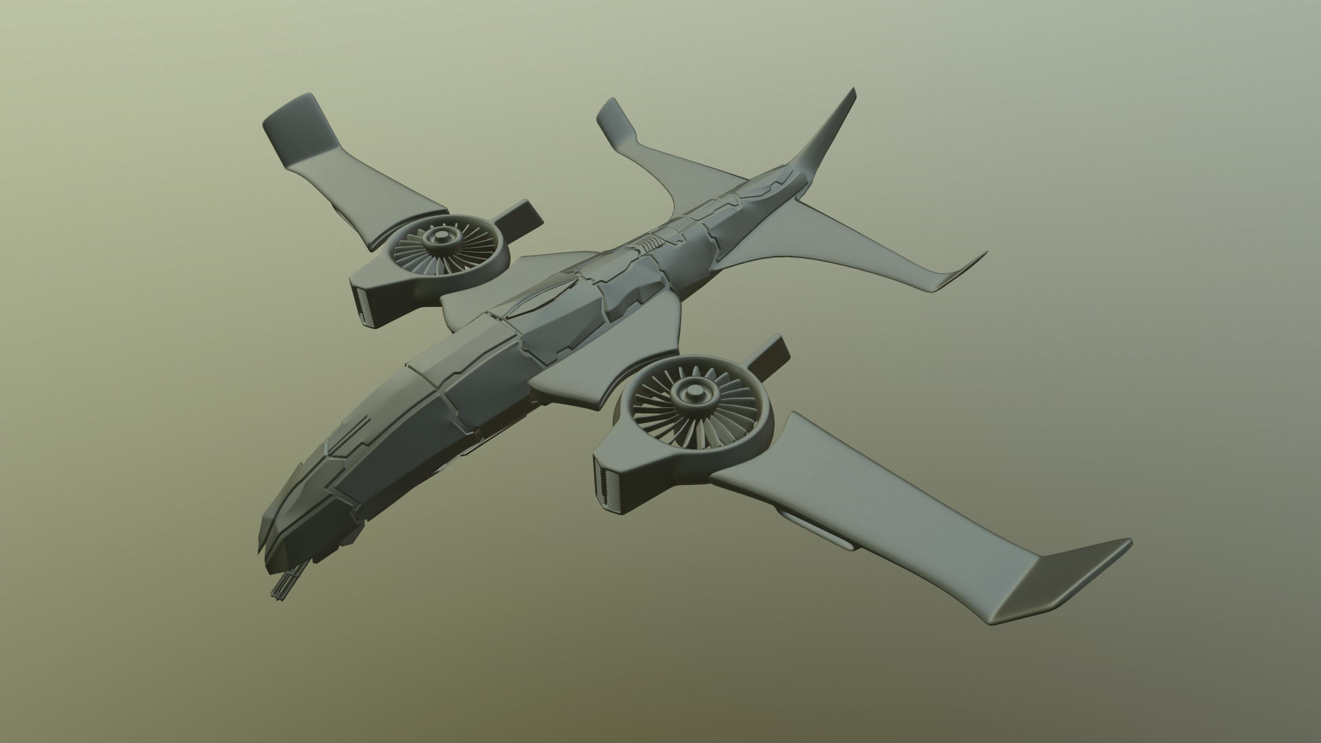 Sci Fi Drone Loocking For A Cool Design Critiques Needed Polycount