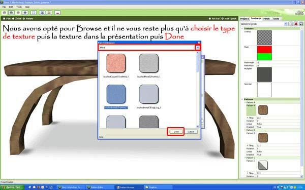 [Débutant] Manipuler TSRW - Choisir le design par défaut de son mesh 4tep17076ou10ehzg