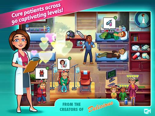 Hearts Medicine - Time to Heal ภาพตัวอย่าง 01