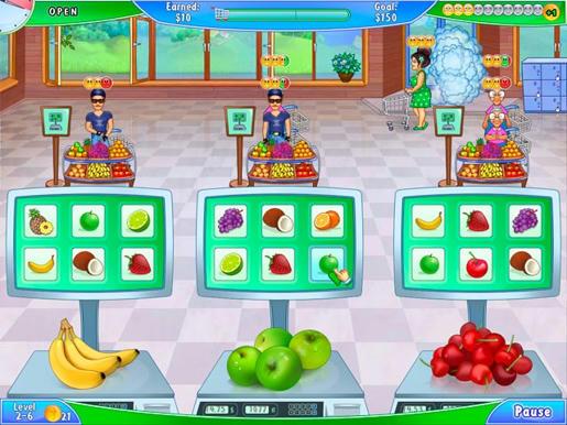 Supermarket Management 2 ภาพตัวอย่าง 03