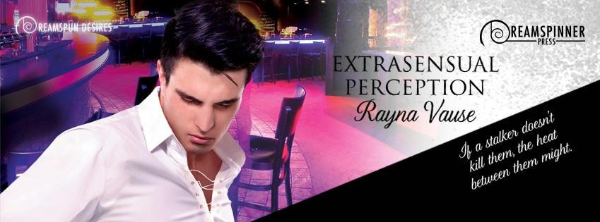 Rayne Vause - Extrasensual Perception Banner