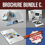 Restaurant Advertising Bundle Template Vol.8