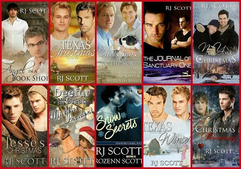 R.J. Scott Christmas Giveaway pic