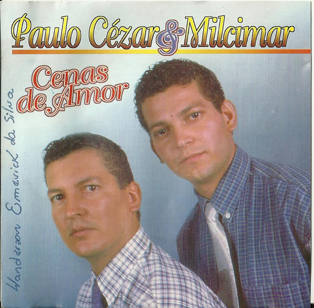 Paulo Cézar e Milcimar