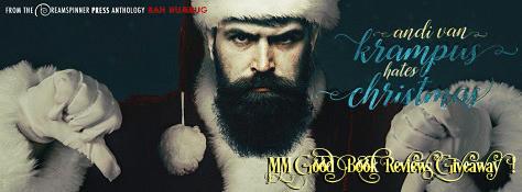 Andi Van - Krampus Hates Christmas Banner gif
