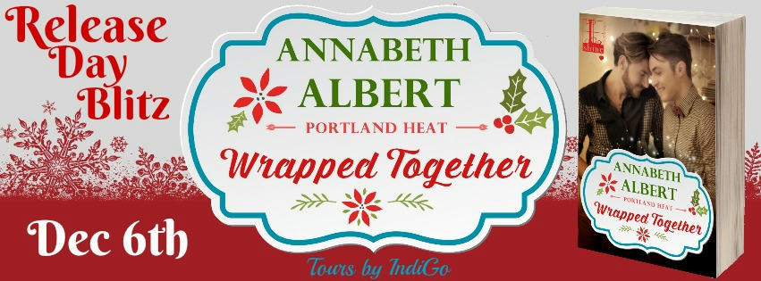 Annabeth Albert - Wrapped Together Banner