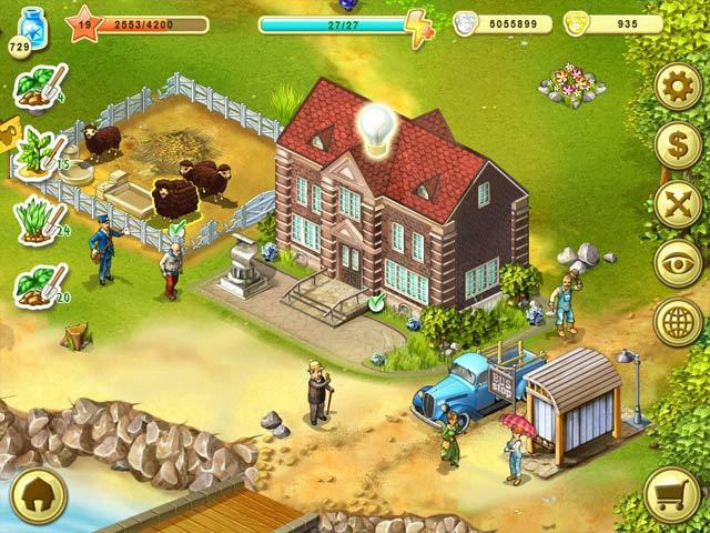 Farm Up ภาพตัวอย่าง 02
