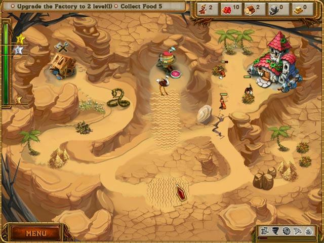 A Gnome's Home - The Great Crystal Crusade ภาพตัวอย่าง ๒
