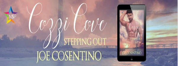 Joe Cosentino - Stepping Out Banner
