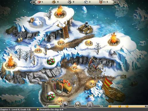 Viking Saga - New World ภาพตัวอย่าง 02