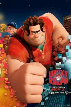 نقد انیمیشن رالف خرابکار Wreck.It.Ralph - 2012