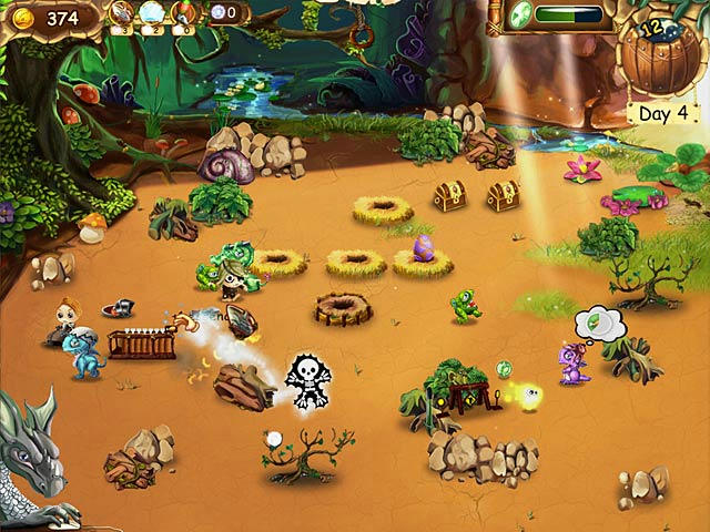 Dragon Keeper 2 ScreenShot01