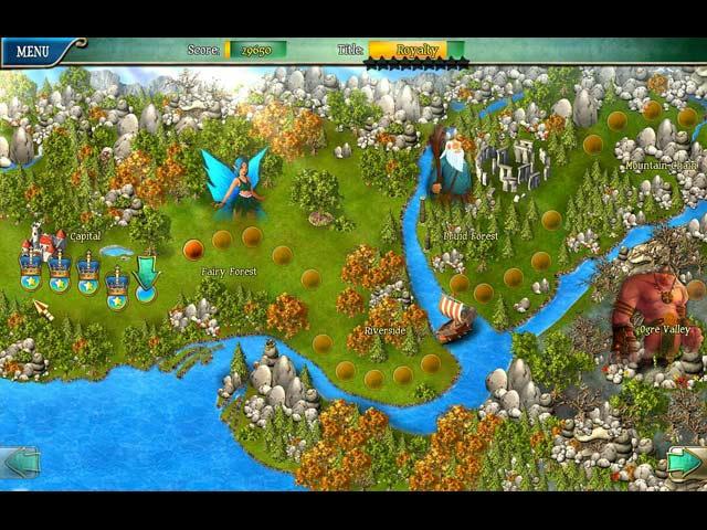 Kingdom Tales ภาพตัวอย่าง 01