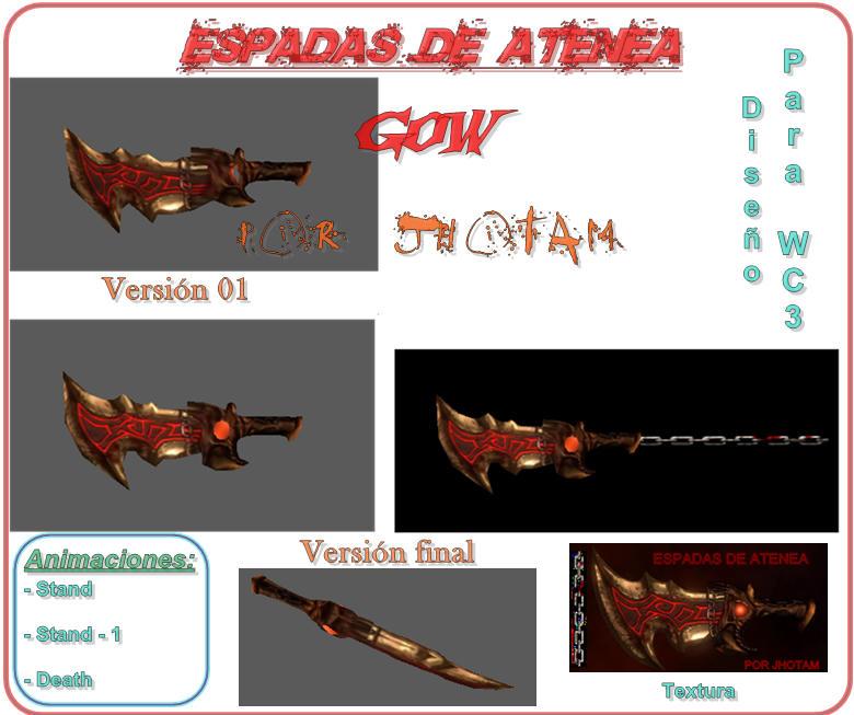 Espadas de Atenea _ Por Jhotam Dbczxxx0679j0rxfg