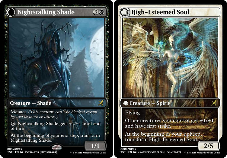Nightstalking Shade (High-Esteemed Soul)