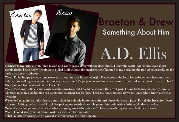 A.D. Ellis - Braeton & Drew Something About Him Teaser 06